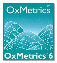 OxMetrics Enterprise 6 for Windows Single User Licenses/ns tba- Educat