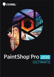 PaintShop Pro 2020 ULTIMATE Mini Box