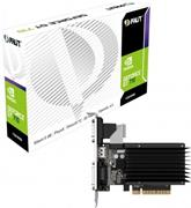 PALIT GeFore GT 710 1GB 64bit sDDR3, USB 3.0 A/C