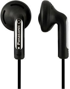 Panasonic RP-HV104E-K, slúchadlá, čierne