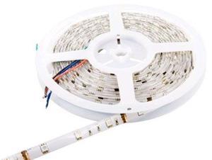 Pásik LED Whitenergy vodotesný 5m 30ks/m 5050 7.2W/m 12V DC RGB