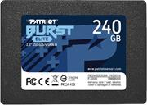 "Patriot Burst Elite, SSD, 2,5"", 240GB"