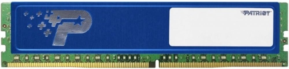 Patriot RAM, DDR4, 4GB, 2400MHz, DIMM, s chladičem