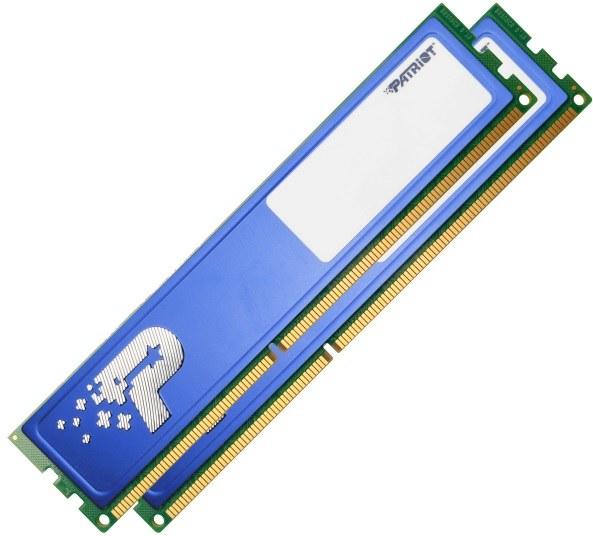 Patriot Signature, 2400MHz, 2x8GB, DDR4