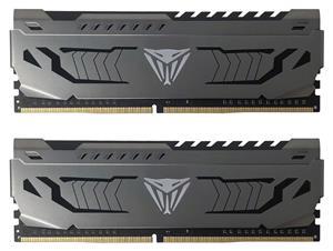 Patriot Viper 4 Steel Series DDR4-3000 16 GB, DIMM, CL16, Heat shield, KIT 2x 8 GB