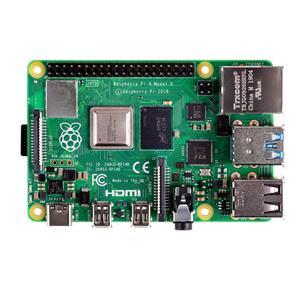 PC Raspberry Pi 4 Model B 2GB/WiFi/BT/1000Mbps
