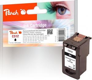 Peach kompatibil s Canon PG-512, čierny