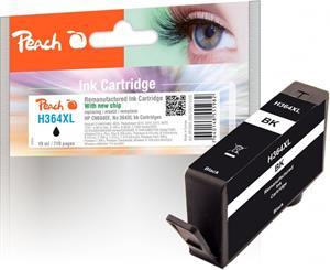 Peach kompatibil s HP No. 364XL, CN684EE, čierny