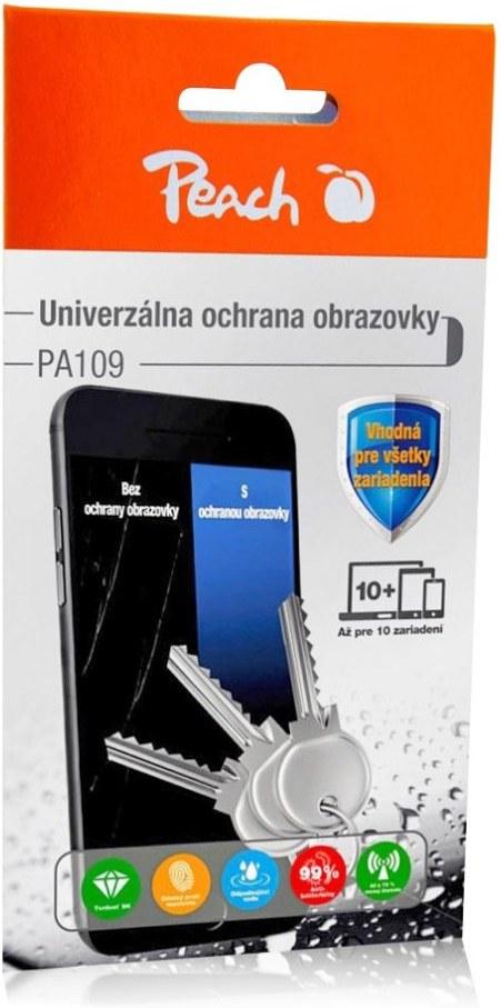 Peach PA109, tekuté ochranné sklo