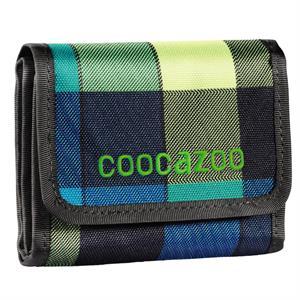 Peňaženka CoocaZoo CashDash, Lime District
