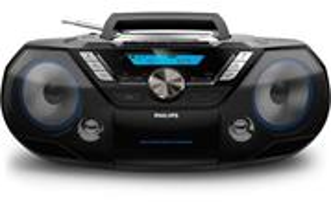 Philips AZB798T, rádio s CD/MP3/USB/BT