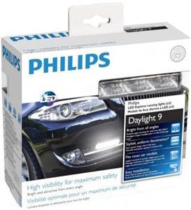 PHILIPS LED Daylight 9 LED denné svietenie 12831WLEDX1
