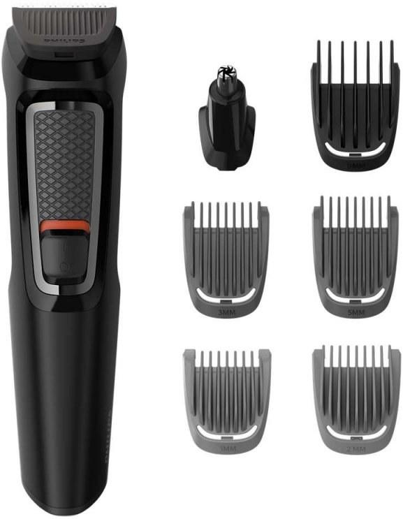 Philips MG3720/15, zastrihávač vlasov a fúzov