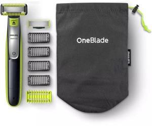 Philips QP2630/30 OneBlade Face + Body, holiaci strojček