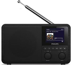 Philips TAPR802/12, internetové rádio