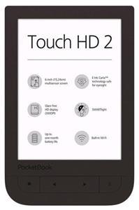 Pocketbook 631+ Touch HD 2, Dark Brown