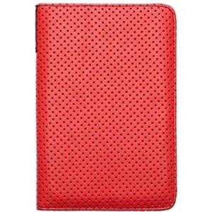 Pocketbook púzdro pre Pocketbook 614/623/624/626, DOTS, červené