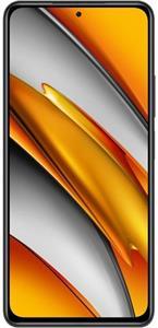 POCO F3 5G, 128 GB, Dual SIM, čierny