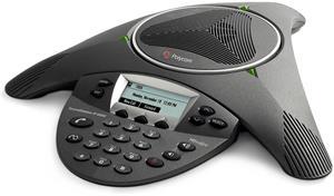 Polycom SoundStation IP 6000, konferenčný telefón