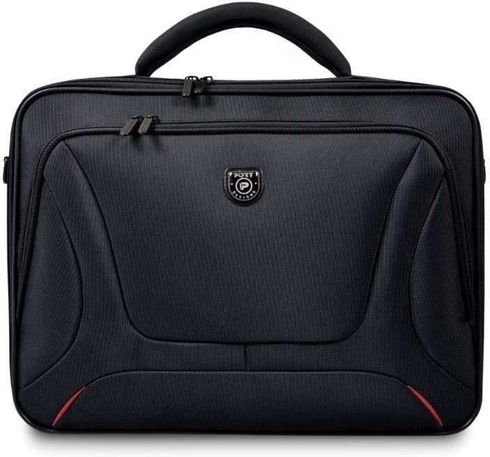 """PORT DESIGNS COURCHEVEL Clamshell, taška na 15,6"""" notebook a 10,1"""" tablet, čierna"""