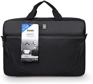 "PORT DESIGNS LIBERTY III Toploading, taška na 15,6"" notebook, čierna"