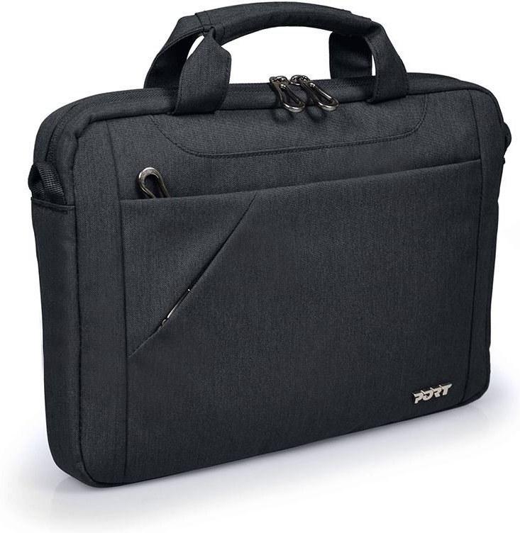 """PORT DESIGNS SYDNEY Toploading, taška na 10/12"""" notebook a 10,1'' tablet, čierna"""