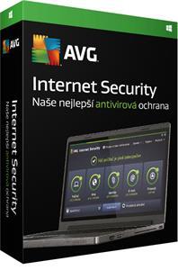 Predl.. AVG Internet Security 1 lic.(24 měs.) - elektronická licence
