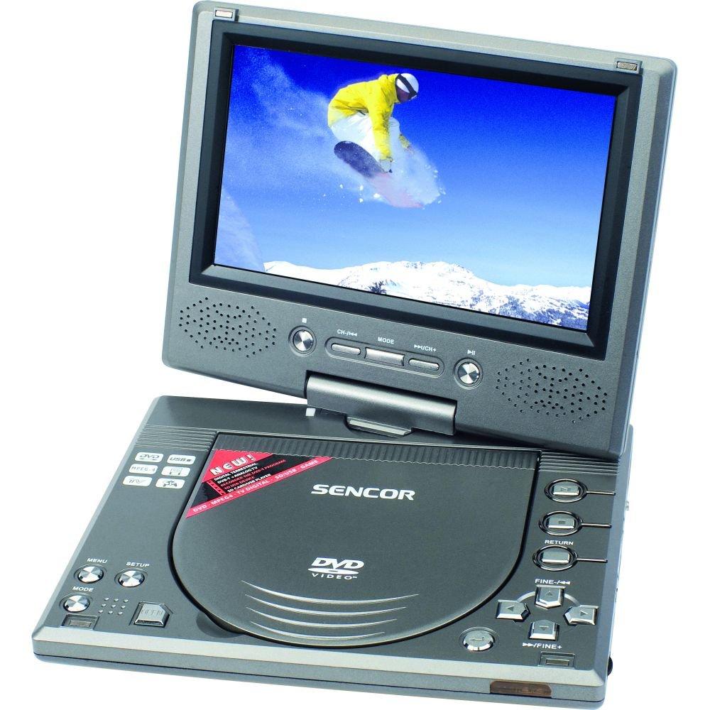 a0c4494df Prenosný DVD prehrávač Sencor SPV 7707T 8590669081226 | Datacomp.sk
