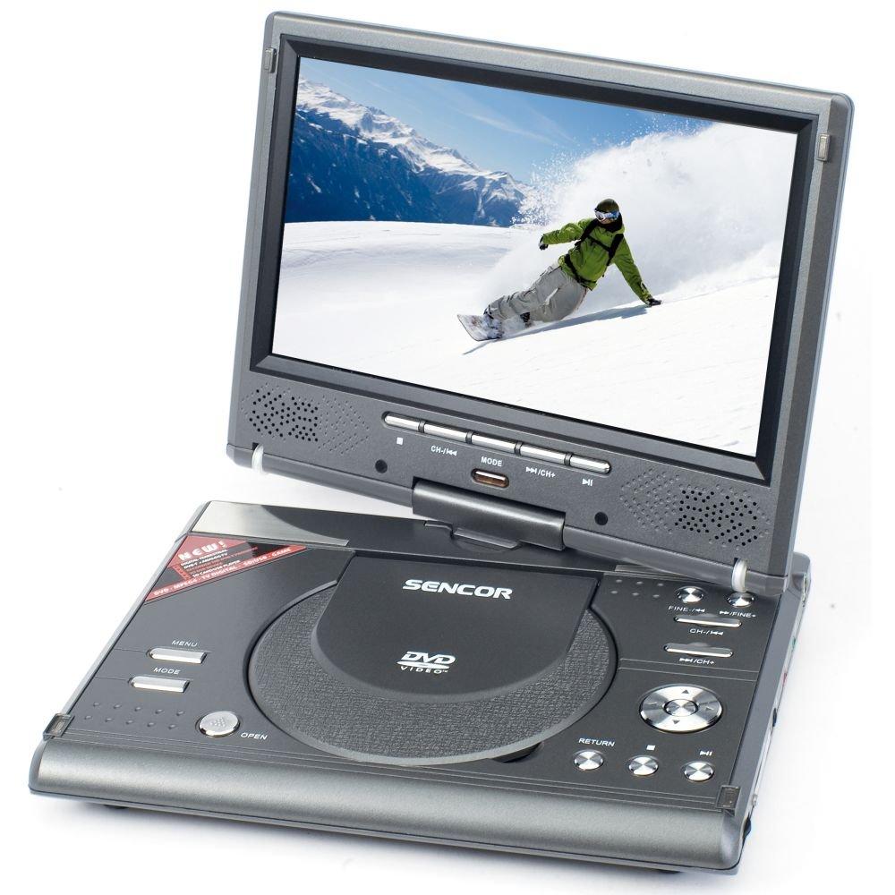 68f9e87db Prenosný DVD prehrávač Sencor SPV 7909T 8590669081233 | VYPREDAJ ...