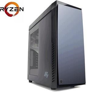 Prestigio Xtreme Ryzen 5 2600 (3,9G) RX580 16GB 2TB+240GB SSD DVDRW KLV+MYS W10 64bit