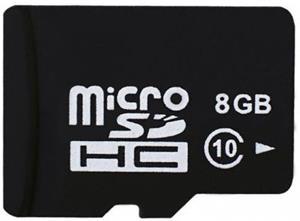 Pretec SDHC, 8 GB