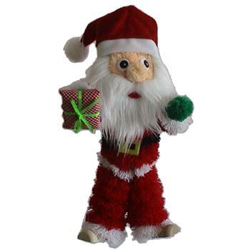 PRIME Puppet Santa - tančící loutka