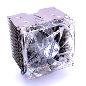 PRIMECOOLER PC-HP5 SuperSilent Heatpipe Cooler