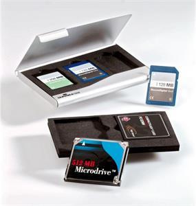 Púzdro na pamäťové karty SD a CF