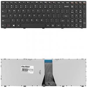 Qoltec Klávesnica pre notebook Lenovo G50-30 G50-45 G50-70 | čierna