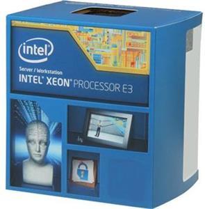 Quad-Core Intel® Xeon™ E3-1225V3 /3,2GHz/8MB/LGA1155