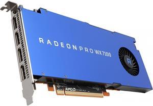 RADEON PRO WX 7100 8GB