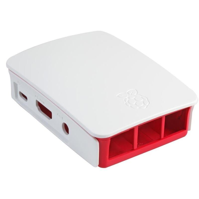 RASPBERRY Biela skrinka pre Raspberry Pi 3