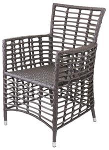 Ratanová stolička G21 Royal brazilský dub