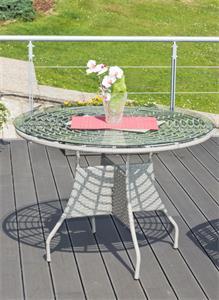 Ratanový stôl G21 Royal Big Nature