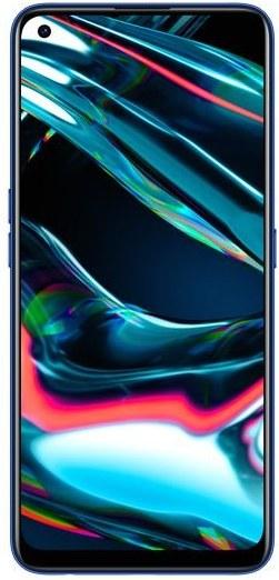 Realme 7 Pro, 128 GB, Dual SIM, modrý