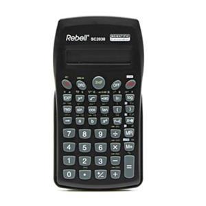 Rebell RE-SC2030 BX, kalkulačka vedecká, čierna