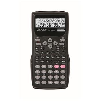 Rebell Vedecká kalkulačka SC2040, 240 funkcií