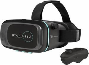 ReTrak Utopia 360, VR okuliare + BT ovládač, rozbalené