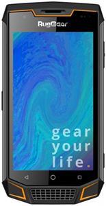 RugGear RG740, 32 GB, Dual SIM, čierny