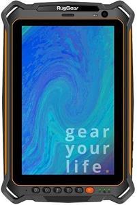 """RugGear RG910, 8"""", 32 GB, LTE, čierny"""