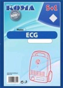 Sáčky do vysávača Koma ECG VP 3161S