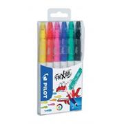 Sada PILOT Frixion Colors 6ks