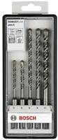 Sada vrtákov Bosch SDS-plus-5 do kladív Robust Line 5-dielna, 5,5/6/7/