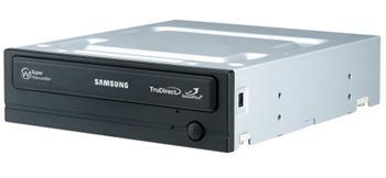 Samsung DVD-RW SH-222AB, SATA, čierna, bulk